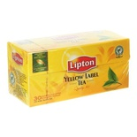 TISANE THE LIPTON YELLOW
