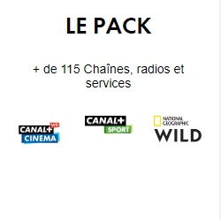 CANAL+ LE PACK